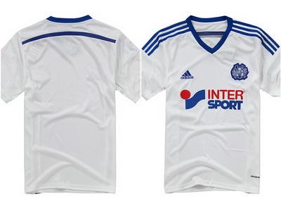 Camiseta Olympique de Marseille futbol